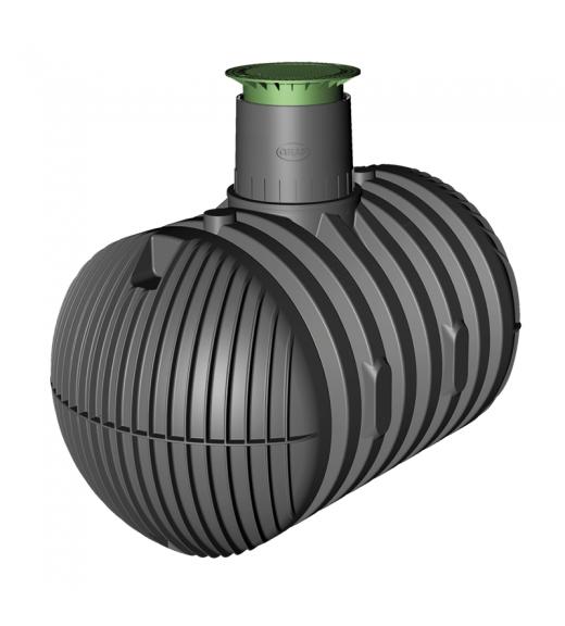 Carat XL 10000 l samonosná plastová jímka, nádrž, zásobník na dešťovou vodu