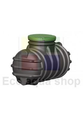 Plastová samonosná nádrž, zásobník na vodu 1000 litrů
