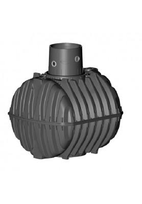 Carat 2700 l samonosná plastová jímka, nádrž, zásobník na dešťovou vodu