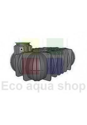 Platin 7500 l samonosná plastová jímka, nádrž, zásobník na dešťovou vodu