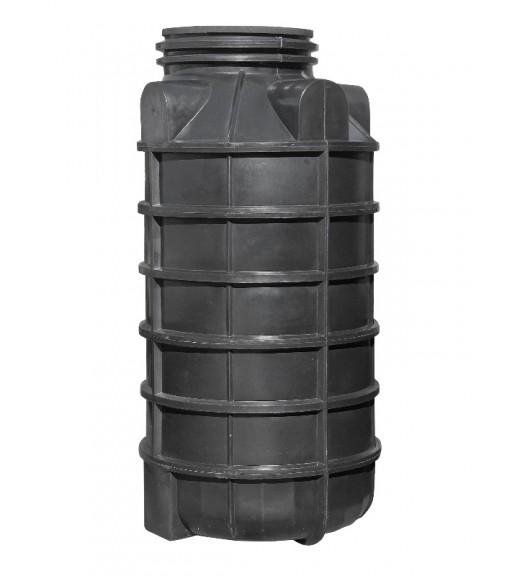 Plastová samonosná šachta pro tlakovou kanalizaci šířka 1100 mm, výška 2000 mm