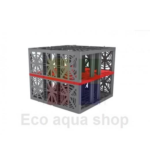 Vsakovací blok ECOBLOC INSPECT FLEX - 420 litrů